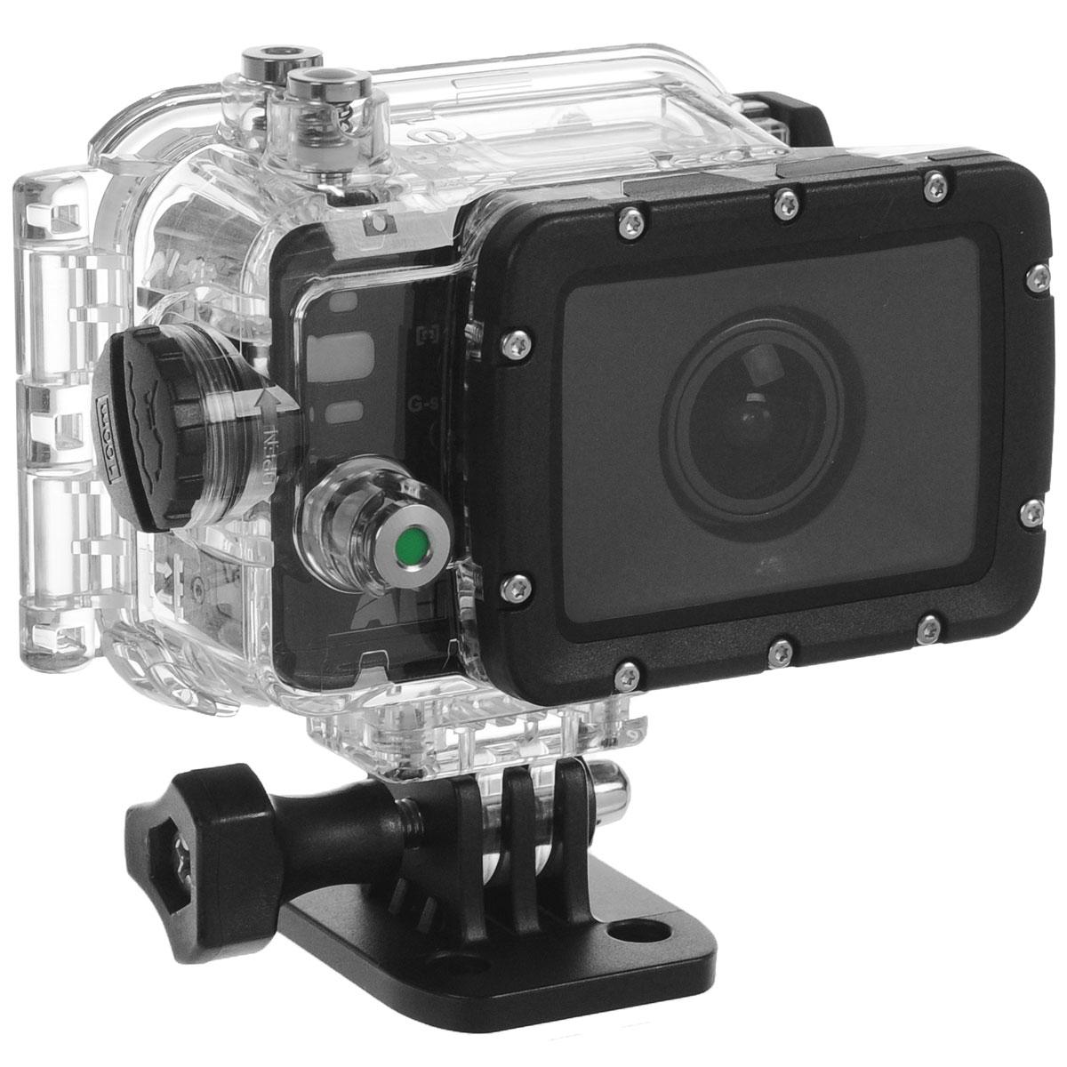 AEE S50+ Magicam экшн-камераS50+AEE экшн-камера S50+ - это революционное решение среди камер для экстремальной съемки. Принципиально новый и современный дизайн, повышенный уровень эргономики, качество съемки Full HD позволяют записать видеоролик, который передаст атмосферу даже самого опасного приключения! Разрешение фотосъемки: 8 Mпикс Формат изображений: JPEG Съемная литиевая батарея: 1500мAч, что обеспечивает до 2.5 часов записи видео Температура хранения : -20 - 60°С Температура эксплуатации : -10 - 50°С Влажность во время эксплуатации: 15-85% относительной влажности
