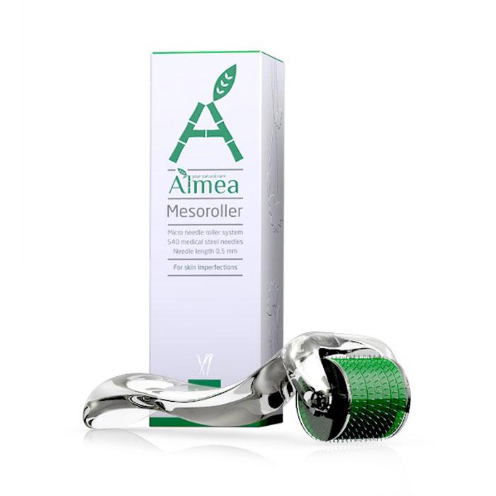 Almea Xroller мезороллер для борьбы с потерей волос и облысением