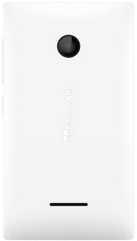 Nokia CC-3096 чехол для Lumia 435/532, White02744L6Чехол Nokia CC-3096 для Lumia 435/532 надежно фиксирует и защищает корпус устройства от механических повреждений. Обеспечивает свободный доступ ко всем разъемам и элементам управления.