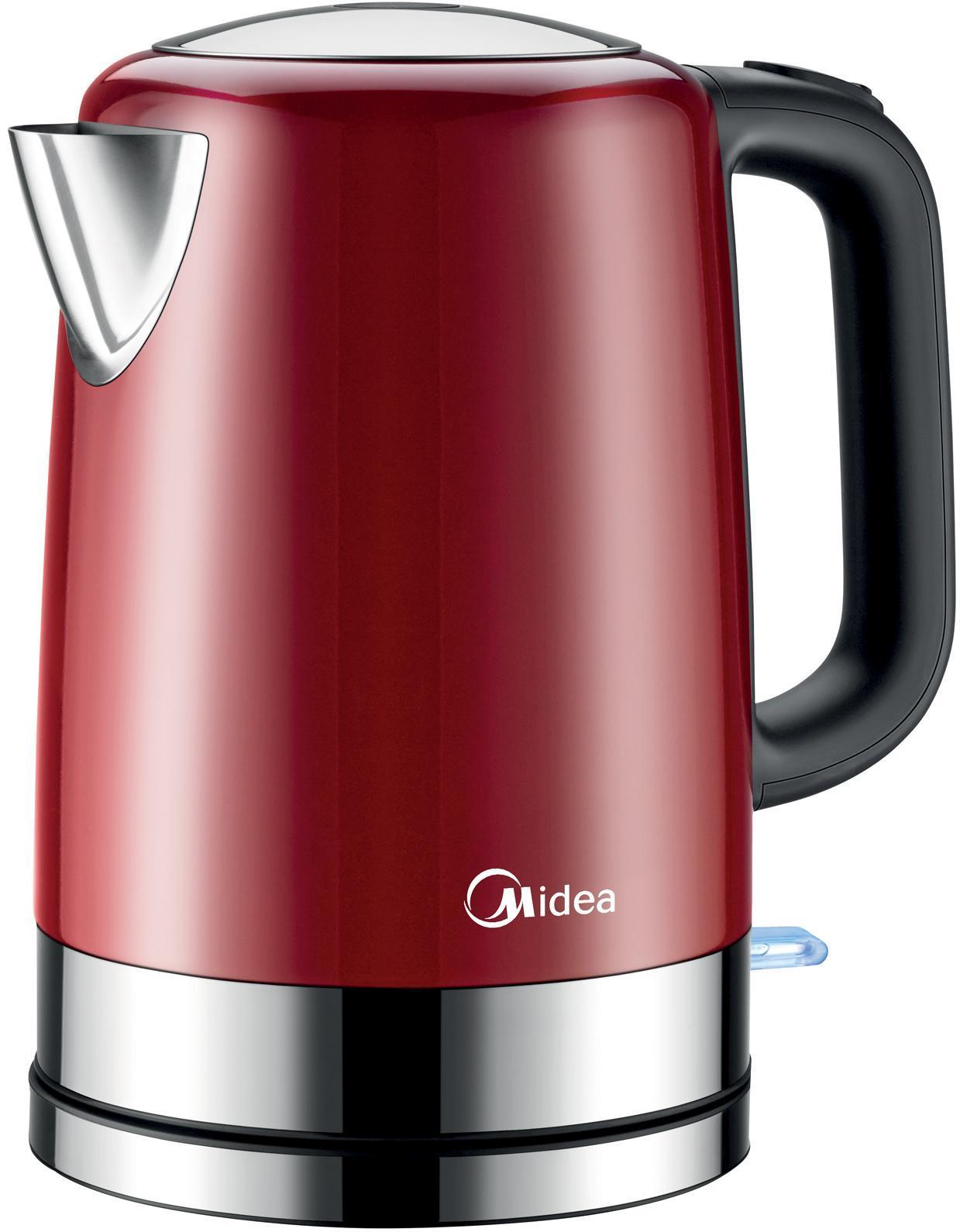 Midea MK-M317C2A-RD, Red электрический чайник