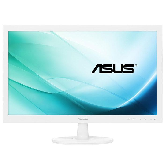 ASUS VS229DA-W монитор90LME9201Q02201C-Asus VS229DA-W - ЖК монитор со светодиодной подсветкой и высокой контрастностью. Помимо великолепного качества изображения он может похвастать прекрасным дизайном корпуса и обладает изящной, надежной подставкой. Для продуктивной работы в данной модели реализована функция виртуальной линейки QuickFit. Благодаря технологии ASCR, которая динамически изменяет яркость подсветки в зависимости от текущего изображения, контрастность данного монитора достигает фантастического уровня - 80 000 000:1! Данный монитор обладает разрешением 1920x1080 и, таким образом, поддерживает формат видео Full-HD 1080p. Asus VS229DA-W обладает широкими углами обзора - 178 градусов как по горизонтали, так и по вертикали. Благодаря этому изображение на его экране практически не претерпевает каких-либо искажений цветопередачи при изменении угла, под которым пользователь смотрит на экран. Эксклюзивная технология Splendid Video Intelligence позволяет быстро настраивать...