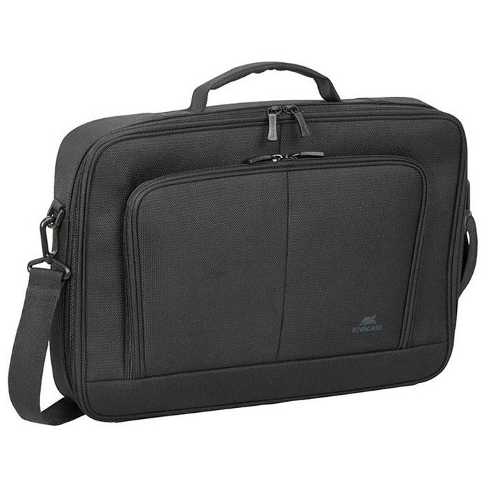 "RIVACASE Riva 8431 сумка для ноутбука 15,6"", Black"