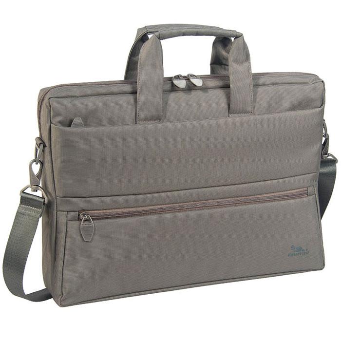 """Riva 8630 сумка для ноутбука 15,6"""", Beige ( RivaCase 8630 beige )"""