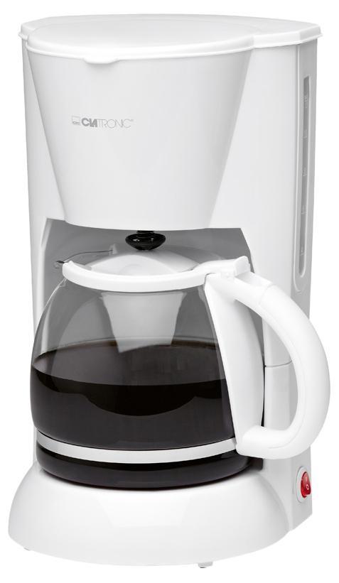 Clatronic KA 3473, White кофеварка