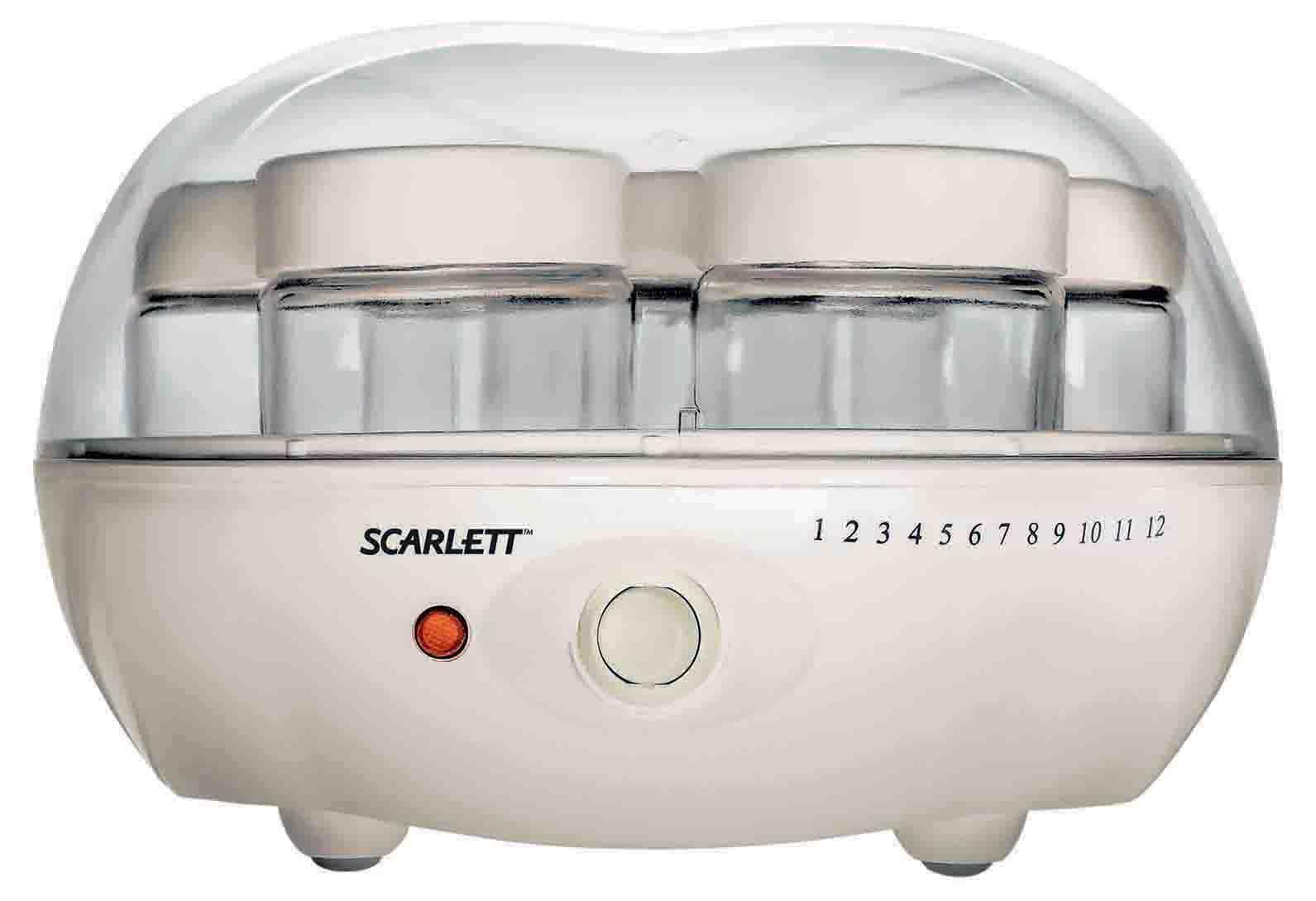 Scarlett SC-141 йогуртница