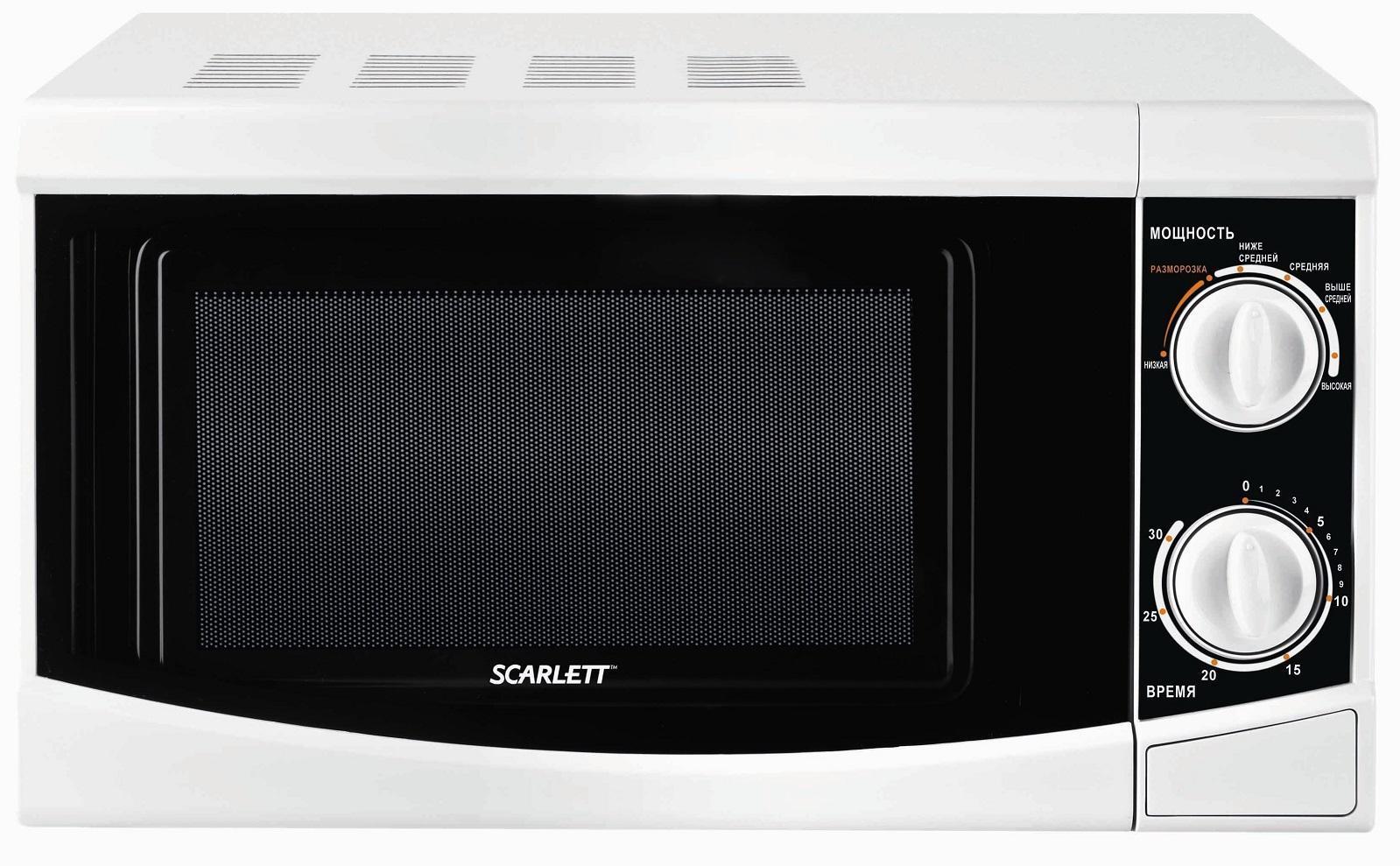 Scarlett SC-1705 микроволновая печь