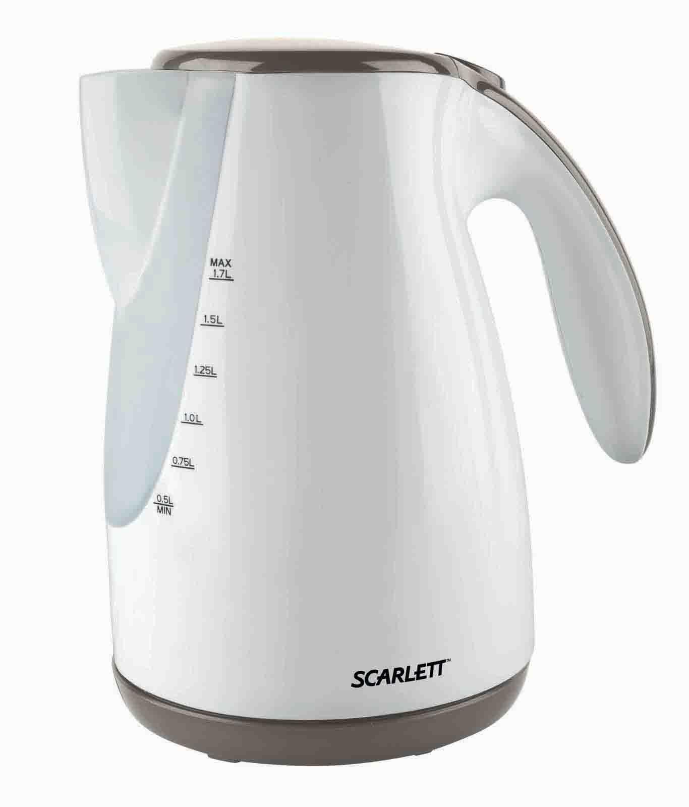 Scarlett SC-EK18P22 электрический чайник
