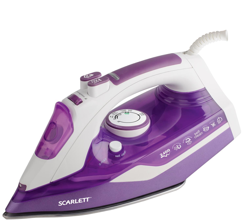 Scarlett SC-SI30K14, Violet утюгSC-SI30K14