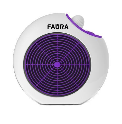 Faura FH-10, Purple тепловентилятор23133FAURA FH-10 - это напольный тепловентилятор, снабженный спиральным нагревательным элементом и способный с легкостью согреть Вас даже в самую холодную погоду. Встроенные термостат и системы защиты делают его удобным в использовании и очень безопасным. Режим пониженного энергопотребления позволяет снизить потребление до 1000 Ватт по Вашему желанию, а возможность использования в качестве вентилятора очень пригодится летом.