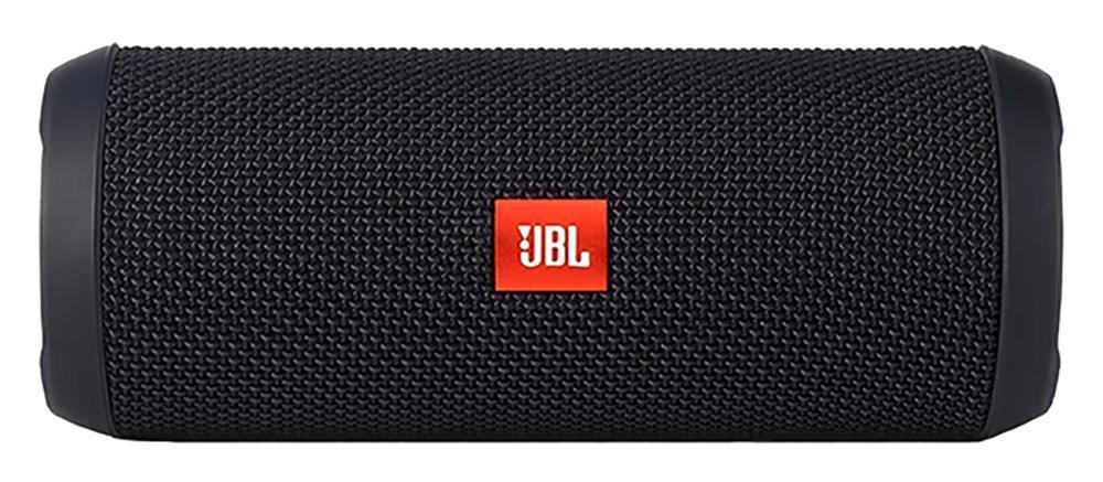 JBL Flip 3, Black портативная акустическая системаJBLFLIP3BLKМногоцелевой портативный динамик с защитой от брызг и неожиданно мощным звучанием в компактном корпусе.