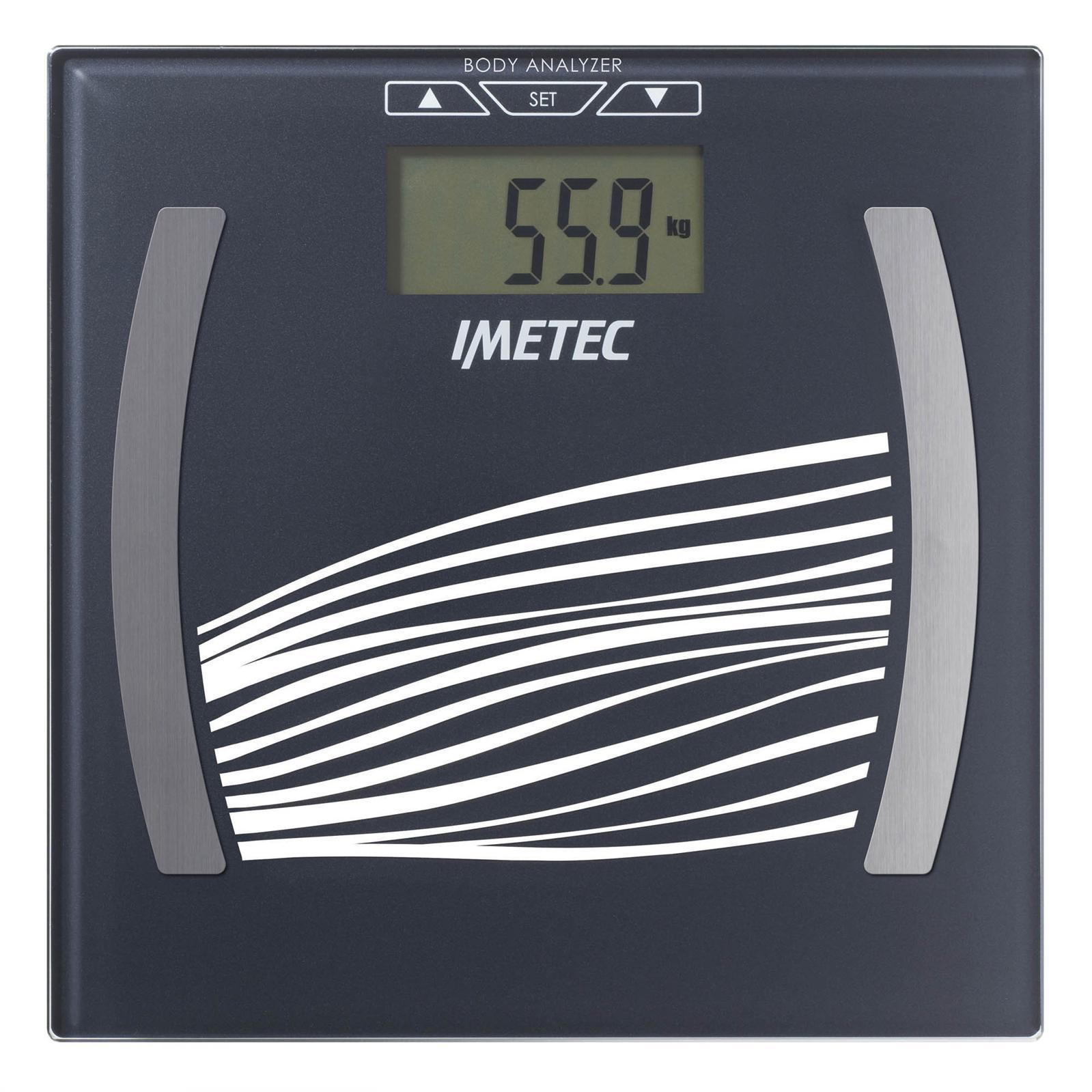 Imetec 5123, Black весы напольные электронные5123Imetec 5123 Весы напольные 180 кг,сенс.панель,стекло,черн.
