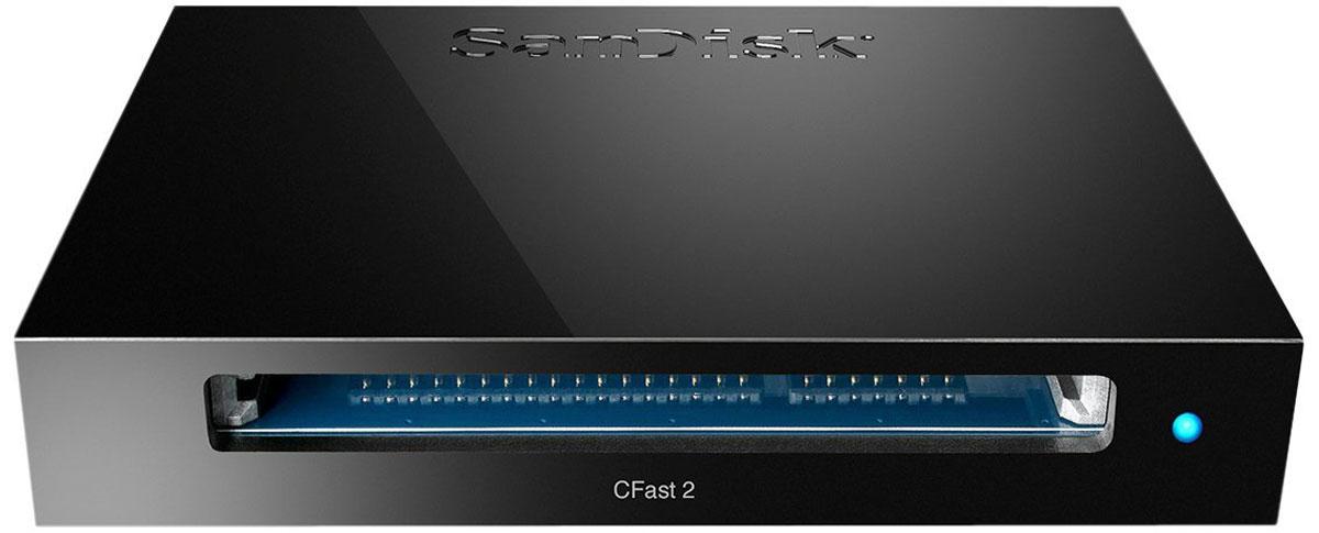 SanDisk Extreme PRO CFast 2.0 картридер ( SDDR-299-G46 )