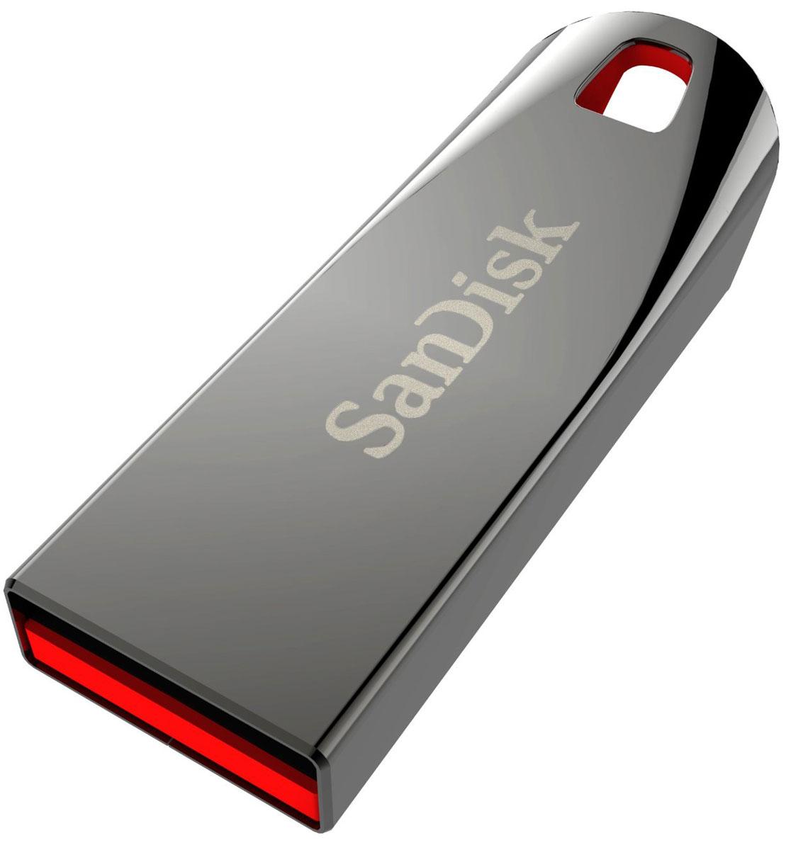 SanDisk Cruzer Force 64GB, Metallic USB-накопительSDCZ71-064G-B35USB-накопитель SanDisk Cruzer Force — это стильное и запоминающееся устройство, достаточно вместительное для хранения больших объемов данных. Данный USB-накопитель выполнен в прочном металлическом корпусе, который придает ему особый шик. Благодаря большой емкости на этом надежном накопителе будет достаточно места даже для самых больших файлов, включая изображения высокого разрешения и видео. В комплекте с устройством поставляется программное обеспечение SanDisk SecureAccess, с помощью которого можно создать зашифрованную папку, защищенную паролем. Вы сможете передавать те файлы, которые захотите, исключая при этом возможность доступа к другим файлам. Надежный металлический корпус Достаточно места для хранения видео в формате HD, музыки и фотографий Портативный флеш-накопитель, который без труда поместится в любую сумку или карман Пропускная способность интерфейса: 480 Мбит/сек Совместимость: Windows 8, Windows 7, Windows Vista, Windows XP x64,...