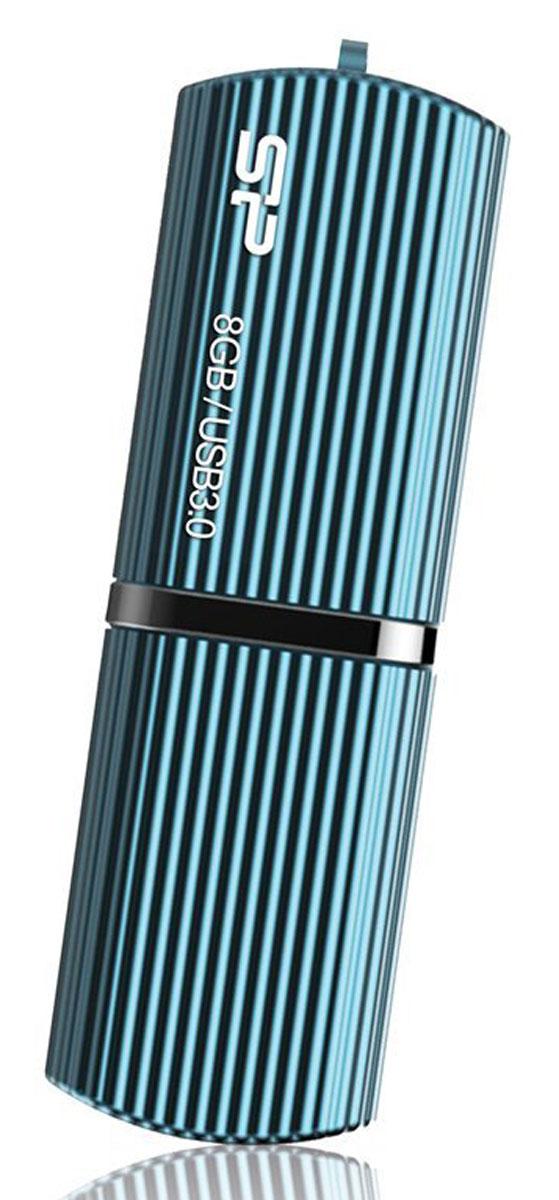 Silicon Power Marvel M50 8GB, Blue USB-накопитель