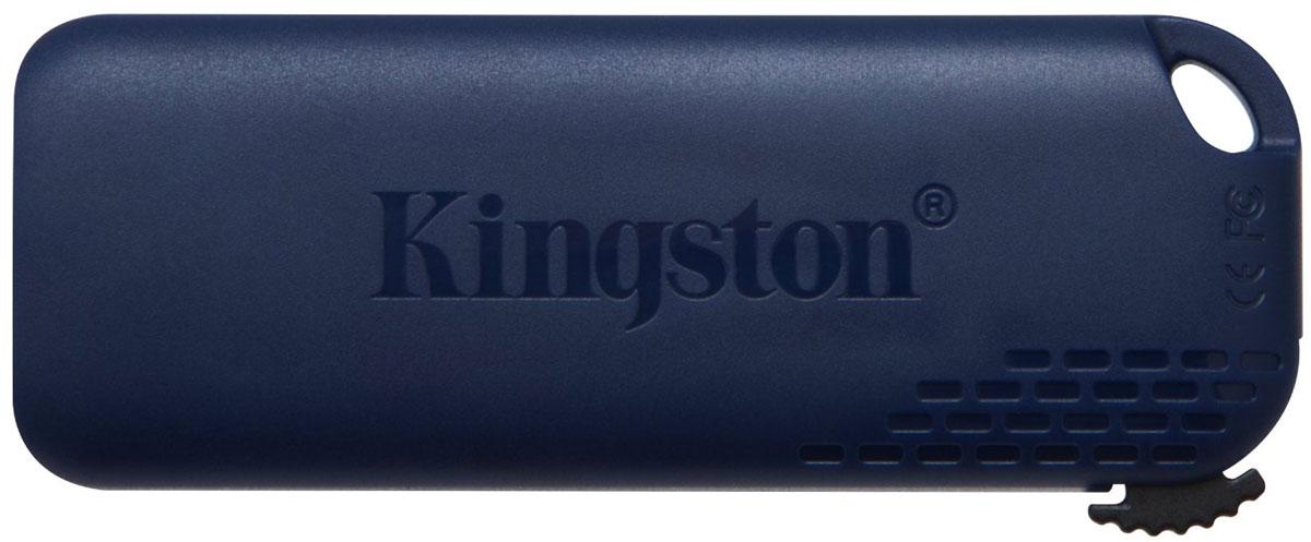 Kingston DataTraveler SE8 64GB, Blue USB-накопитель