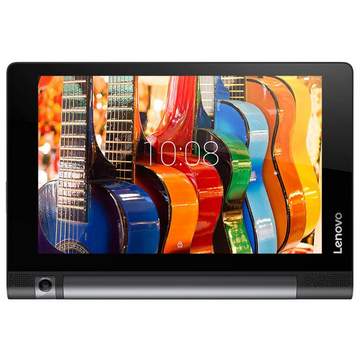 Lenovo Yoga Tablet 3 850M 16GB 8 (ZA0B0018RU)ZA0B0018RULenovo Yoga Tablet 3 850M - планшетный компьютер с инновационной конструкцией. Цилиндрический аккумуляторный блок и подставка расположены сбоку устройства, благодаря чему центр тяжести смещен и устройство можно использовать в различных режимах: просто держать планшет (как вы обычно читаете книгу), расположить экран в наклонном положении (например, поставить его на стол и показать презентацию), расположить в виде домика (консоль) или повесить на любой крючок для демонстрации изображений. Это значит четыре разных способа работы с медиа-контентом, играми и т. д. Планшет Lenovo Yoga Tablet 3 обладает ярким HD-дисплеем (1280 х 800) и парой расположенных спереди динамиков. Использование технологии обработки звука Dolby Atmos 3D позволяет добиться эффекта присутствия. Камера планшета поворачивается на 180 градусов. Это обеспечивает наилучшую картинку с любого угла обзора, позволяет более комфортно использовать видеочат в Skype и дает больше...