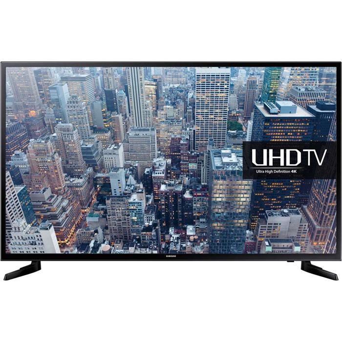 Samsung UE48JU6000UX телевизор48JU6000С 48-дюймовым ЖК-телевизором Samsung UE48JU6000UX вы сможете насладиться четким изображением в UltraHD качестве. Картинка оживает, и вы полностью погружаетесь в мир кино. Встроенная поддержка сети, широкие возможности подключения других устройств сочетаются с привлекательным дизайном. Изображение в Ultra HD качестве с разрешением 3840 x 2160 означает, что вы сможете различить мельчайшие детали изображения, которые раньше были просто недоступны. Оцените более высокую четкость и детализацию. Использование новейшей технологии расширения диапазона цветопередачи Wide Color Enhancer Plus позволяет существенно улучшить качество изображения и, в частности, передачу деталей, а также богатство цветовой палитры, отображаемой на экране. Усовершенствованная технология Samsung UHD Dimming позволяет существенно улучшить воспроизведение деталей изображения в самых светлых и темных участках изображения, обеспечивая идеальный уровень контрастности и...