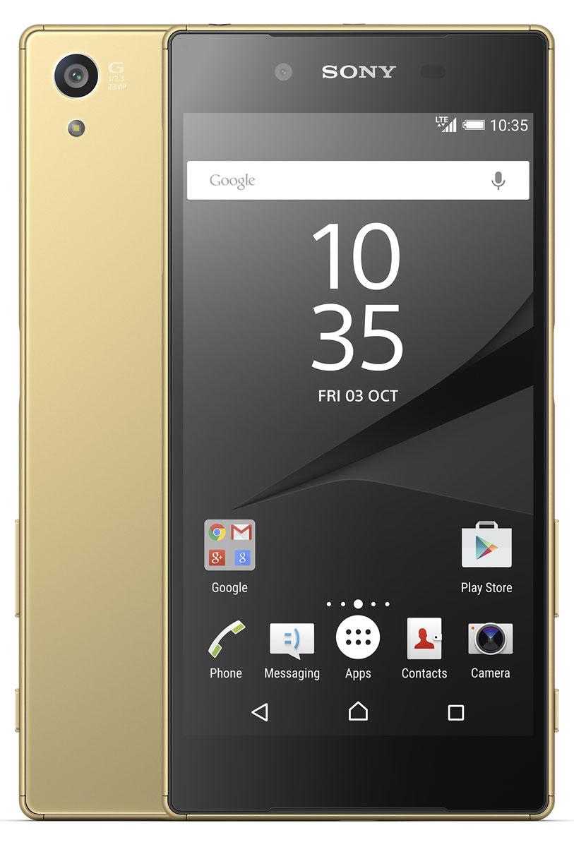 Sony Xperia Z5, GoldE6653GoldС Sony Xperia Z5 вы никогда не пропустите удачный кадр. Этот смартфон с замечательной камерой, оснащенный гибридной автофокусировкой, поразит вас быстротой и четкостью съемки. А благодаря матрице на 23 Мпикс и пятикратному масштабированию вы сможете запечатлеть даже самые мимолетные мгновения - четко и с первой же попытки. Данная модель поможет сохранить неповторимую магию ночи на снимках. В нём используется матрица Sony нового поколения, которая позволит запечатлеть темные сцены в мельчайших подробностях без шума или размытия. Смартфон приятно держать в руках. Это металлическая рамка с гравировкой, плавные, простые формы и задняя панель из матированного стекла, которая притягивает взгляды. Если вы попали под дождь, случайно уронили смартфон в раковину или опрокинули на него кофе, не отчаивайтесь - корпус Xperia Z5 защищен от проникновения воды и имеет защиту класса IP68. Такие неприятности ему нипочем. Смартфон, который...