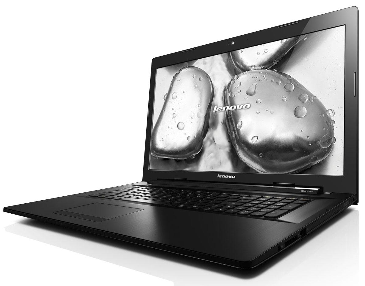 Lenovo IdeaPad G7070, Black (80HW001XRK)80HW001XRKНоутбук Lenovo G7070 поможет вам освободить рабочий стол. G7070 - это компактный ноутбук с возможностями настольного ПК. Его отличительные особенности: большой дисплей, возможности подключения дискретной видеокарты и встроенный DVD-привод. Windows 8.1: Новая Windows -- новые возможности. Получите больше возможностей для развлечений и игр, работайте продуктивнее, находите информацию проще и быстрее, путешествуйте по просторам Интернета и оставайтесь на связи с друзьями и близкими. Персонализируйте Windows: оживите начальный экран динамическими плитками и любимыми фотографиями, держите под рукой нужные контакты, полезные приложения и сайты. 17,3-дюймовый дисплей стандарта HD+: Ноутбук Lenovo G7070 с огромным 17,3-дюймовым экраном HD+ (1600 x 900) - это идеальный выбор для игр, фильмов и видео. Дискретная видеокарта NVIDIA: В ноутбуке G7070 графические возможности стоят на первом месте. Благодаря видеокарте NVIDIA GeForce...