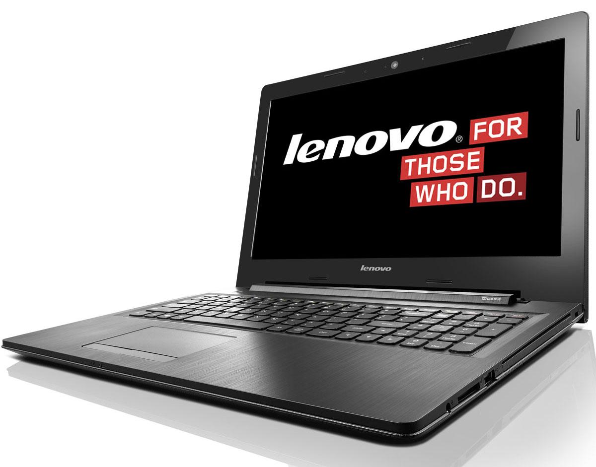 Lenovo IdeaPad G5030, Black (80G0025GRK)80G0025GRKLenovo IdeaPad G5030 - это универсальный ноутбук, отличающийся лаконичным дизайном, функциональностью и производительностью более чем достаточной для любых повседневных задач. 15,6-дюймовый дисплей стандарта HD (1366x768) со светодиодной подсветкой обеспечивает высокую яркость и четкость изображения. Пользующаяся заслуженной популярностью эргономичная клавиатура AccuType позволяет вводить информацию более комфортно и точно, с меньшим количеством ошибок. Два стереофонических динамика, сертифицированных по стандарту Dolby Advanced Audio v2, обеспечивают высочайшее качество пространственного звука при прослушивании музыки, во время игр или при просмотре фильмов. Встроенная мегапиксельная веб-камера высокого разрешения и микрофон делают общение с друзьями и веб-конференции с коллегами приятными и удобными. Мгновенно перемещайте данные между компьютерами и другими устройствами через USB 3.0. Насладитесь скоростью, десятикратно превышающей скорость...