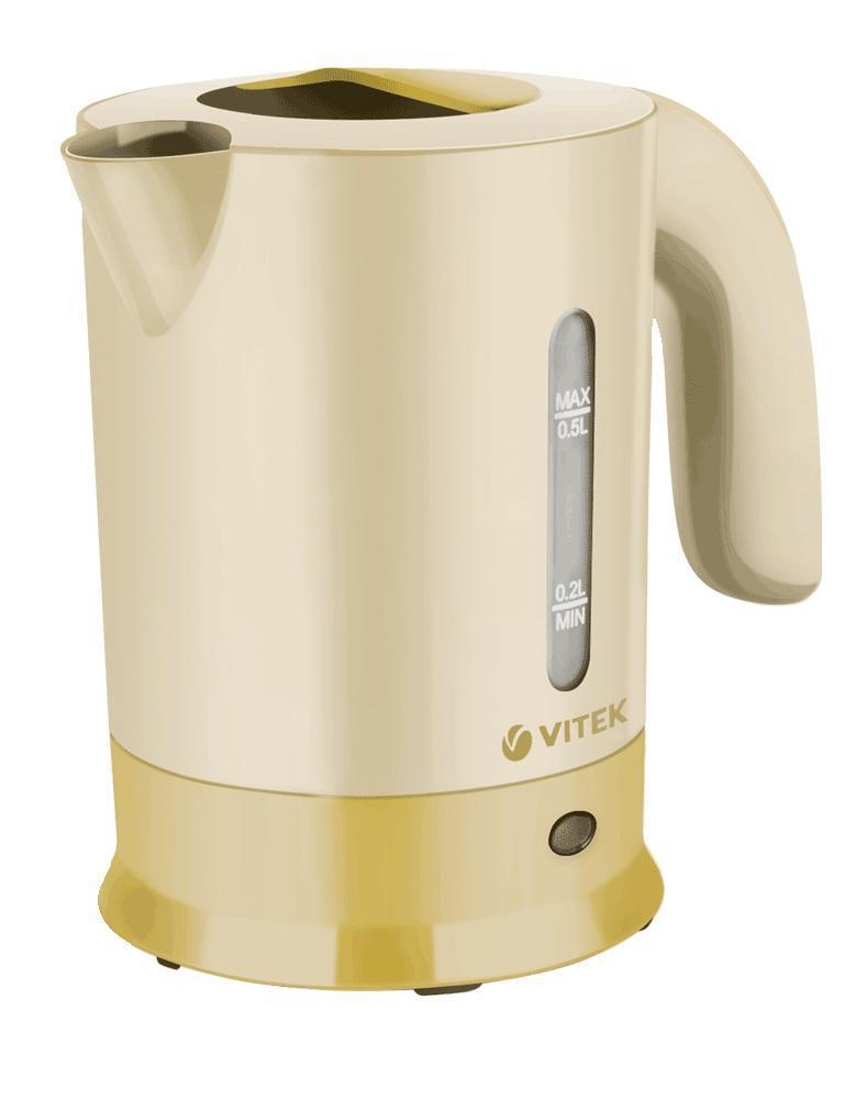 Vitek VT-7023(Y) электрочайникVT-7023(Y)Ни одна современная кухня не обходится без надежного электрочайника. При помощи этого устройства вы быстро вскипятите или подогреете воду для приготовления любимых горячих напитков. Важно, чтобы чайник соответствовал вашим потребностям: он должен быть функциональным, технологичным, надежным, а также практичным и стильным. Бренд VITEK учел желания каждого потребителя, представив на ваш выбор разнообразные модели, которые принесут в ваш дом тепло и уют!