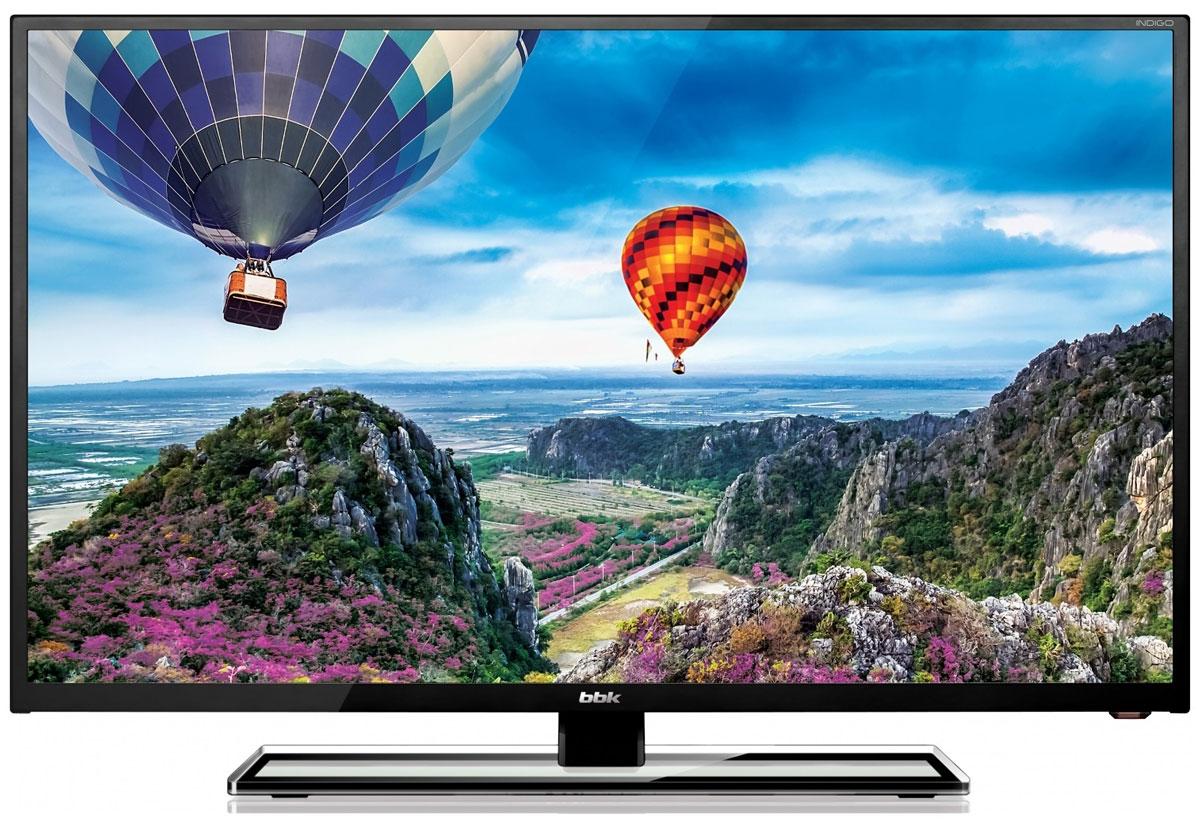 BBK 32LEM-1005/T2C телевизор32LEM-1005/T2CТелевизор BBK 32LEM-1005/T2C имеет исключительно тонкую рамку, что придает его облику легкость. Матрица с широким углом обзора и высокой контрастностью создает яркую и насыщенную картинку. Удобное и интуитивно понятное меню InErgo позволяет без труда разобраться с управлением телевизора любому пользователю. Встроенные DVB-T2 и DVB-C тюнеры предназначены для приема каналов цифрового эфирного и кабельного телевидения. Преимуществом цифрового телевещания является не только высокое качество передаваемого изображения, но и большое разнообразие доступных каналов. Благодаря функциям записи PVR и отложенного просмотра TimeShift вы успеете посмотреть все свои любимые передачи, даже если они идут на разных каналах в одно время. BBK 32LEM-1005/T2C оснащен HD-медиаплеером для воспроизведения фильмов, музыки и фотографий с различных flash- устройств, в том числе внешних жестких дисков. Разъем VGA позволяет использовать телевизор в качестве монитора для ПК. Модель оснащена тремя...