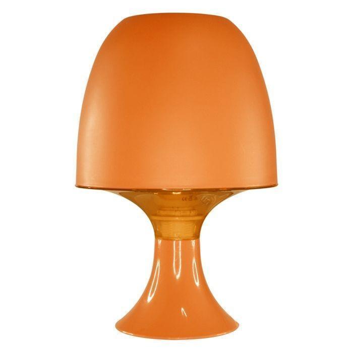 Светильник- ночник KT002A оранжевый