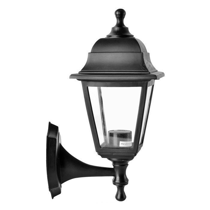 Светильник садовый НБУ04-1-60-E27 черный