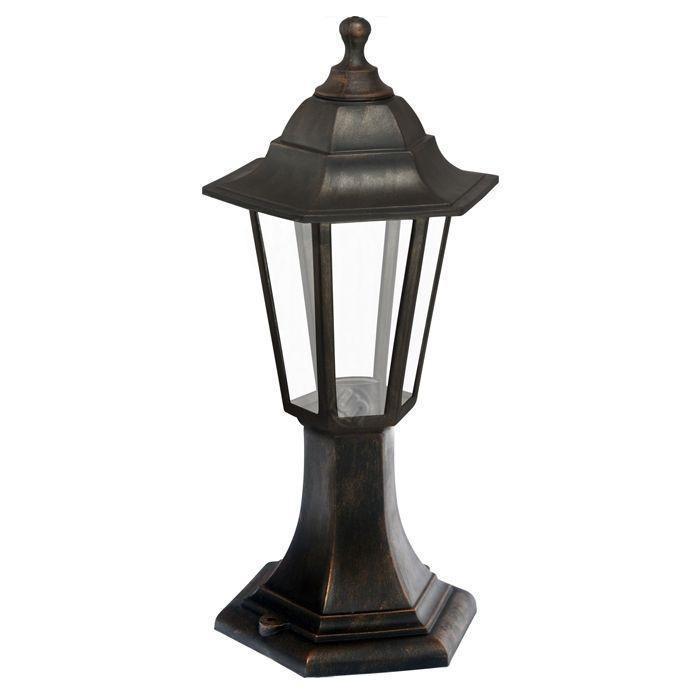 Светильник садовый НТУ06-1-60-E27 бронзаНТУ06Уличный светильник — ночник. Широкая цветовая гамма. Плафон из термоустойчивого пластика создает мягкое освещение. Используется только энергосберегающая лампа (не входит в комплект). В комплекте инструкция по сборке светильника.