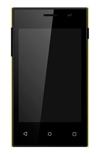 Highscreen Pure J, Yellow ( 22929 )