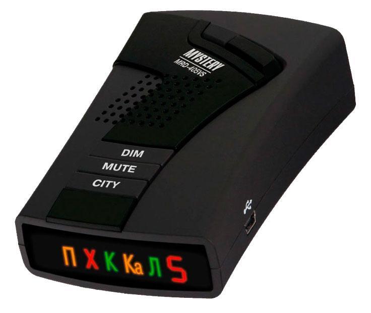 Mystery MRD 405VS радар-детектор