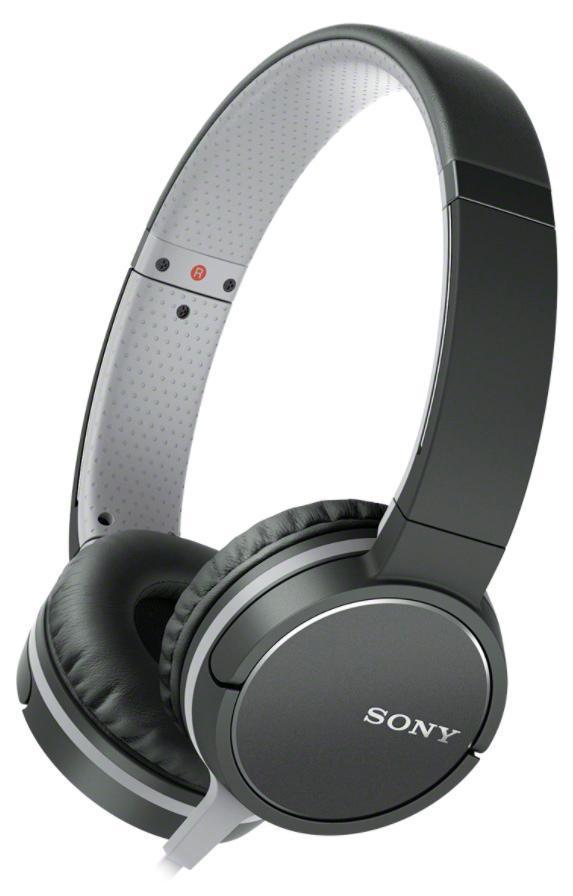 Sony MDR-ZX660AP, Black наушникиMDRZX660APB.EДинамические головки с неодимовым магнитом для четкого звука. Легкие динамические головки с неодимовым магнитом диаметром 40 мм обеспечивают мощное и ритмичное звучание даже самых сложных для воспроизведения композиций. Благодаря высокочувствительному диффузору вы сможете сделать музыку громче и по-прежнему наслаждаться чистым, ясным звучанием на всем диапазоне частот. Упругий бас благодаря управлению воспроизводимым звуком Технология управления диапазоном воспроизводимых частот обеспечивает точное и глубокое воспроизведение басов, а это именно то, что нужно с учетом ориентированности современных музыкальных стилей на низкие частоты. Вентиляционные отверстия обеспечивают прохождение воздушного потока, создаваемого низкими частотами, оптимизируя эффективность работы диффузора для точного воспроизведения басов. Высокая чувствительность для громкого, чистого звучания Благодаря высокой чувствительности, равной 104 дБ/мВт, наушники с легкостью преобразуют электрические импульсы в...