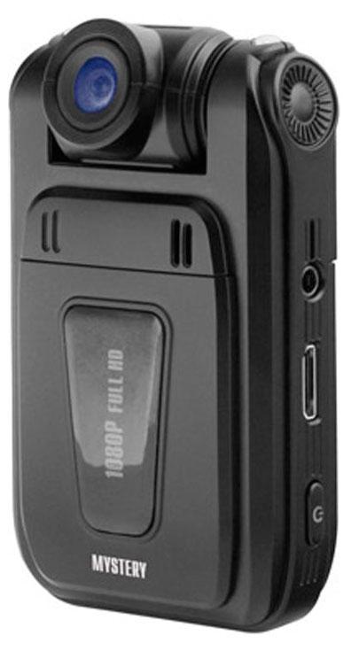 Mystery MDR 810HD видеорегистратор4897020612117Компактный регистратор обладает необходимым количеством функций, которые непременно пригодятся на дороге. Записывает речь и звук. Максимальное разрешение видео снимаемого регистратором 1920х1080 пикселей, а фото 4608х3456 пикселей. Высокое качество отснятого материала не даст Вам упустить ни одной детали.