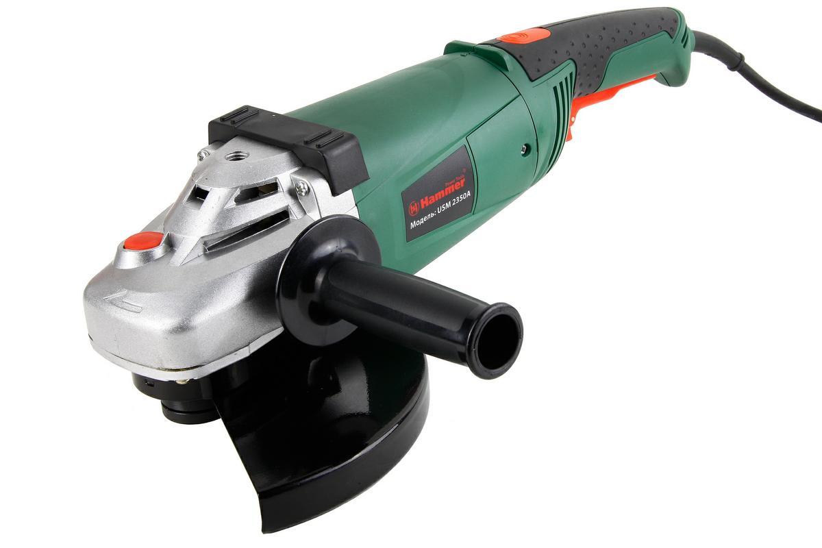 Hammer USM2350A угловая шлифмашина