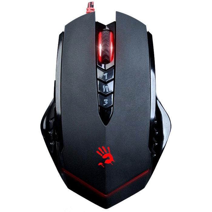 A4Tech Bloody V8, Black игровая мышь