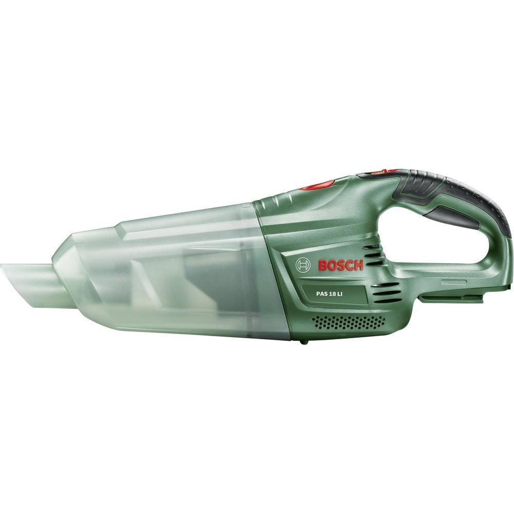 Ручной пылесос Bosch PAS 18 Li без аккумулятора и зарядного устройства 06033B9001