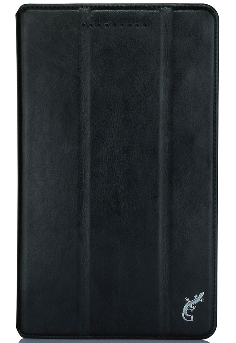G-Case Executive чехол для Asus ZenPad 8.0 Z380KL, BlackGG-645Чехол G-Case Executive для Asus ZenPad 8.0 Z380KL предохраняет планшет от падений и ударов во время путешествий. Изделие отлично справляется с защитой дисплея и корпуса от царапин, потертостей, пыли, влаги и грязи благодаря плотному прилеганию, а натуральный высококачественный материал амортизирует силу удара при случайном падении. В конструкции чехла оставлены в свободном доступе все необходимые разъемы, порты, кнопки и клавиши. Для съемки видео и фотографий предусмотрено специальное отверстие для камеры. Тонкая конструкция не увеличивает зрительно размеров планшета. Чехол также выполняет функцию поставки для удобства просмотра фильмов или чтения книг в пути.