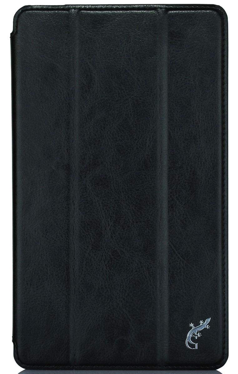 G-Case Slim Premium чехол для Huawei MediaPad M2 8.0, BlackGG-646Защитный чехол G-Case Slim Premium для планшета Huawei MediaPad M2 8.0 отличается высокой степенью защиты от попадания влаги и пыли, а также падений и механических ударов. Среди конструктивных особенностей защитного чехла G-case можно отметить наличие двухпозиционной подставки, благодаря которой устройство можно установить в нескольких положениях для удобства пользования.