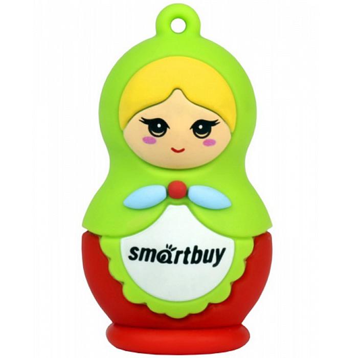 SmartBuy Wild Series Matrioshka 8GB USB-накопитель