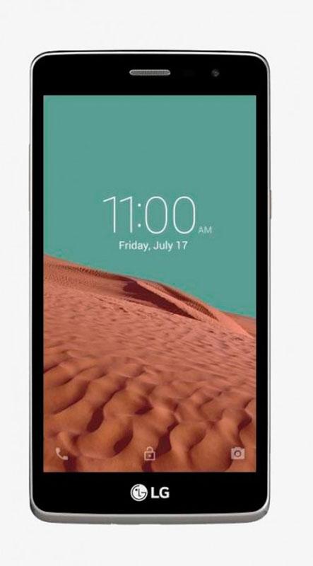LG Max X155, Silver Titan ( LGX155.ACISST )