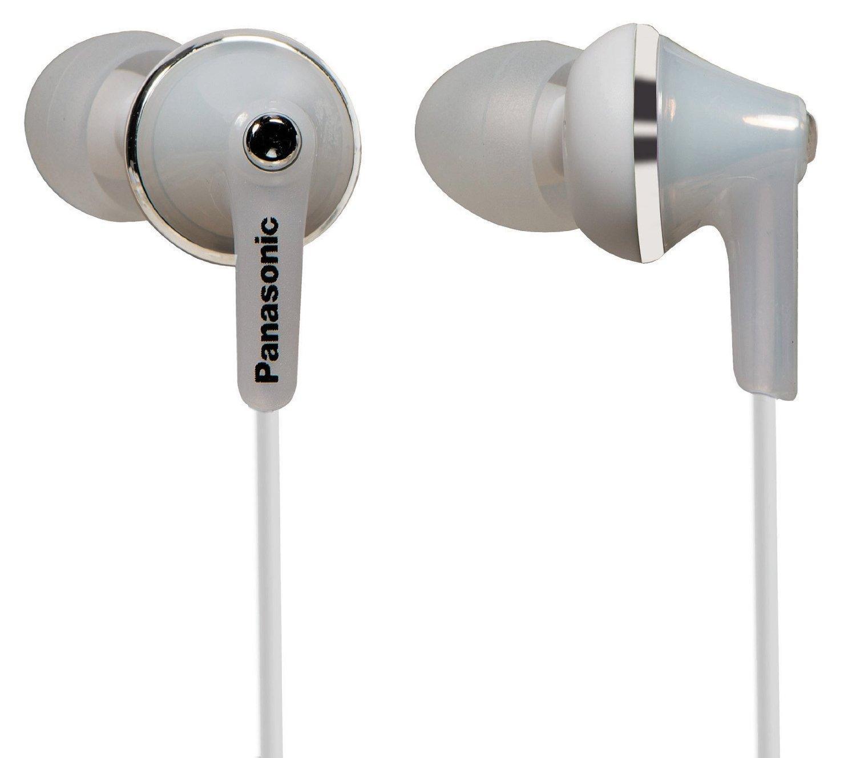 Panasonic RP-HJE190E, White наушникиRP-HJE190E-WСистема Ergofit Plus: качественное воспроизведение басов и улучшенная звукоизоляция Частотный диапазон от 6 Гц до 24 кГц 3 комплекта сменных амбушюр Яркие корпуса, оформленные в стиле металлик