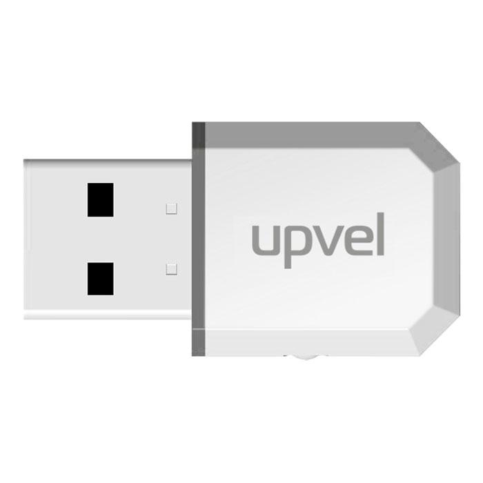 UPVEL UA-371AC Arctic White Wi-Fi USB-адаптерUA-371AC ARCTIC WHITEWi-Fi USB-адаптер UPVEL UA-371AC поддерживает стандарт 802.11ac, самый современный стандарт Wi-Fi на сегодняшний день. Адаптер позволяет подключаться к сетям 2,4 и 5 ГГц на скоростях до 150 и 433 Мбит/с соответственно. Данная модель поможет подключить к беспроводной сети устройства, не имеющие собственного модуля Wi-Fi. Если устройство уже имеет штатный адаптер Wi-Fi, но он не поддерживает стандарт 802.11ac или диапазон 5 ГГц - адаптер UA-371AC поможет значительно увеличить скорость соединения. Поддерживаются функция WPS (подключение без ввода пароля нажатием кнопки) и режим точки доступа (создание собственной сети Wi-Fi при помощи компьютера, подключенного к сети кабелем). Обратная совместимость с предыдущими стандартами Wi-Fi (802.11n, 802.11g, 802.11b и 802.11a) делает возможным подключение к самым разным роутерам и точкам доступа, включая устаревшие модели. Поддержка ОС: Windows 8, 7, Vista, XP