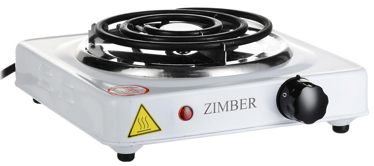 Zimber ZM-10068, White электроплиткаZM-10068Электроплитка с современным дизайном Zimber ZM-10068 позволит приготовить еду в любых условиях, как дома, так и в путешествиях. Надежный нагревательный элемент из нержавеющей стали обеспечит полноценный нагрев и, следовательно, качественный процесс приготовления блюда. Температурный контроль позволит осуществлять регулировку от слабого до максимального кипячения. Управление отличается необыкновенной легкостью. Выполненная из прочнейших материалов, рабочая поверхность плиты порадует вас своей прочностью.