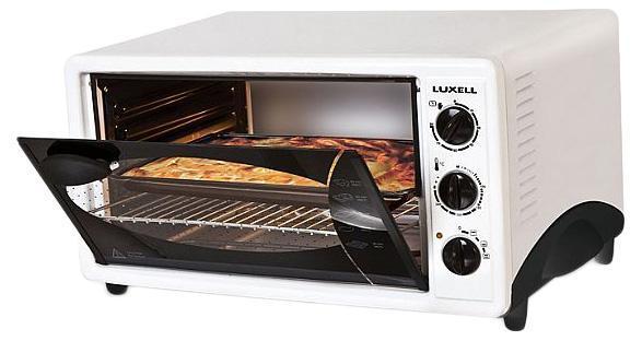 Luxell LX 3520, White жарочный шкаф