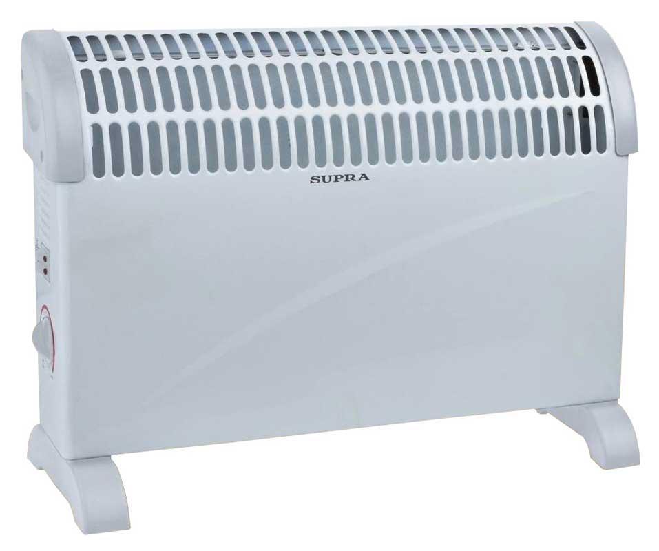 Supra ECS-520SP, White конвектор