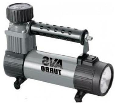 Компрессор автомобильный AVS KS350L80506Компрессоры автомобильные предназначены для накачки воздухом шин легковых и коммерческих автомобилей. Рабочее напряжение авто компрессоров — 12 Вольт. Высокая производительность автомобильных компрессоров делает возможным более широкое их применение. Автомобильный компрессор может быть использован для накачки воздухом мячей, матрасов, надувных лодок, проведения покрасочных и других подобных работ.