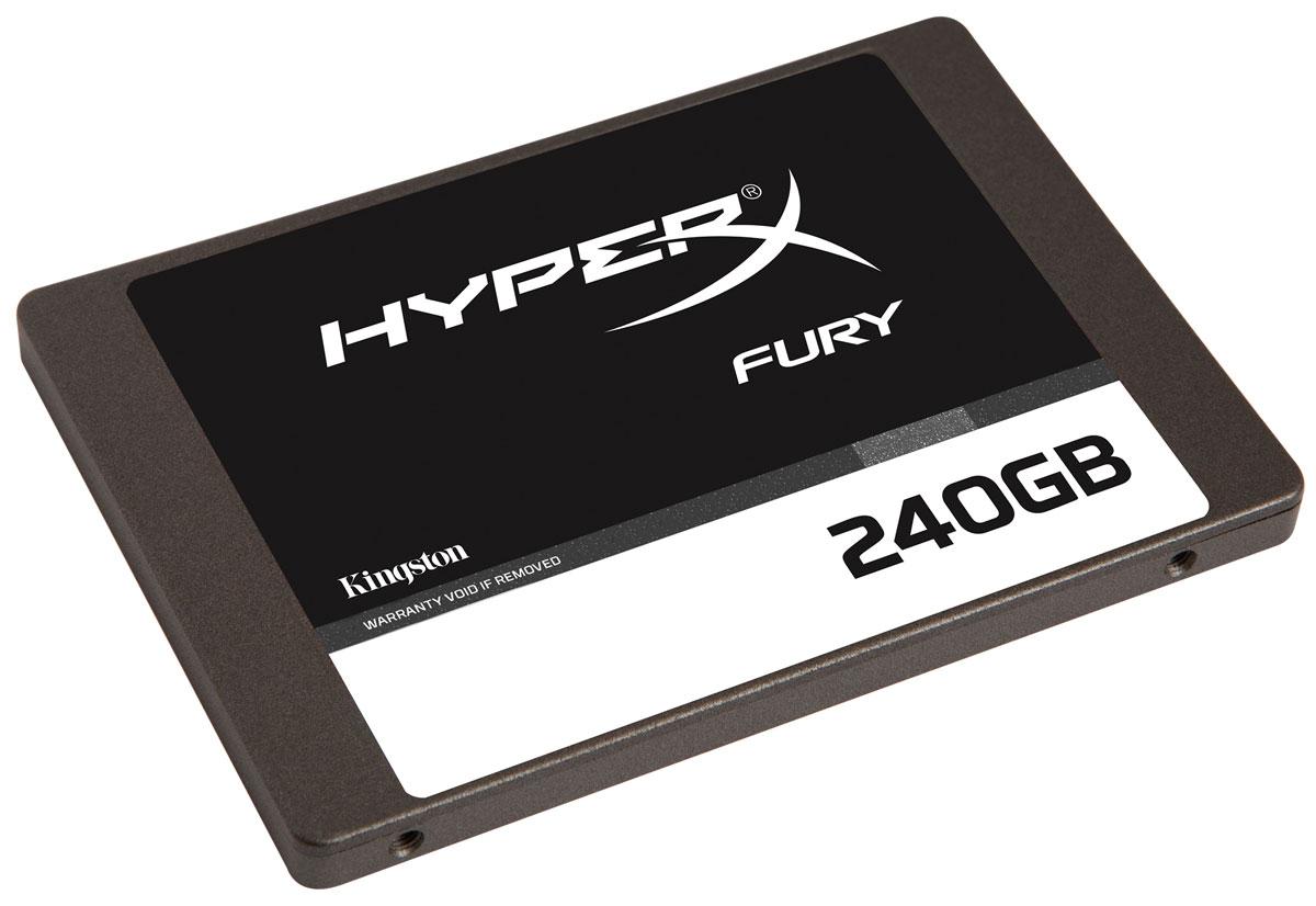 Kingston HyperX Fury 240 GB SSD-накопитель