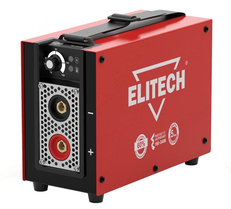 Инверторный сварочный аппарат Elitech IGBT ИС 200М 179383