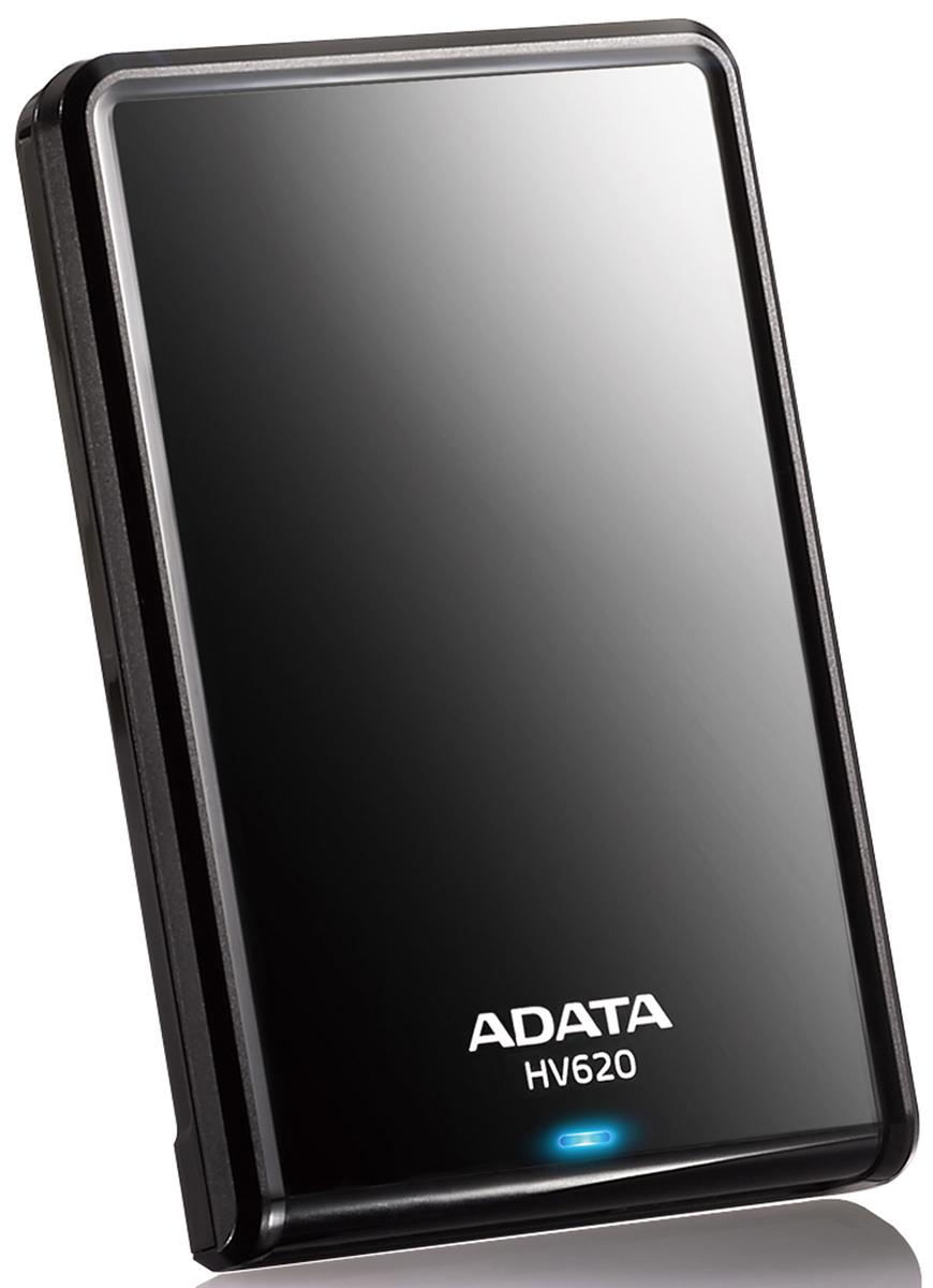 ADATA HV620 500GB, Black внешний жесткий диск ( AHV620-500GU3-CBK )