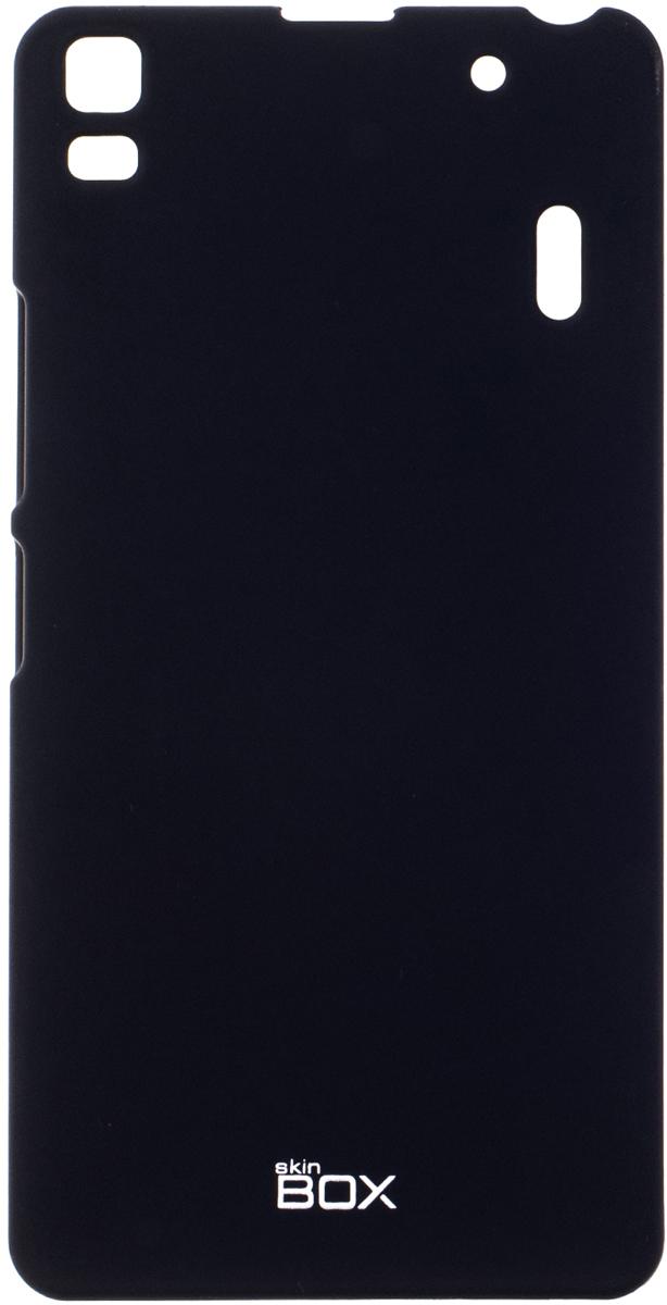 Skinbox 4People чехол для Lenovo A7000, BlackT-S-LA7000-002Чехол - накладка Skinbox 4People для Lenovo A7000 бережно и надежно защитит ваш смартфон от пыли, грязи, царапин и других повреждений. Чехол оставляет свободным доступ ко всем разъемам и кнопкам устройства. В комплект также входит защитная пленка на экран.